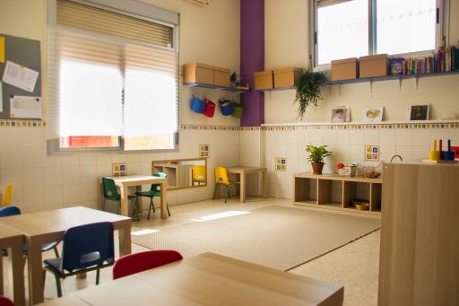 Escuela Infantil Creatividad