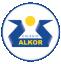 Logo de Alkor