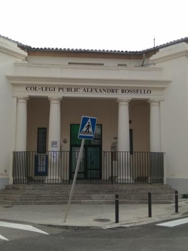 Colegio Alexandre Rosselló