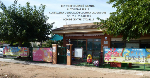 Escuela Infantil CEI Petits Ferrerets