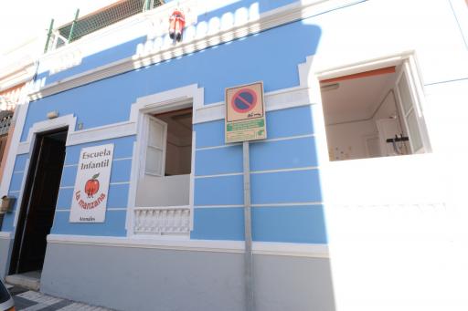 Escuela Infantil La Manzana Arenales