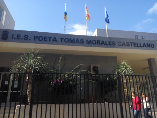 Instituto Poeta Tomás Morales Castellano