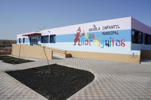 Escuela Infantil Las Hormiguitas