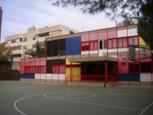 Colegio Isaac Albeniz