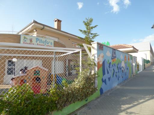 Escuela Infantil Pitufo's