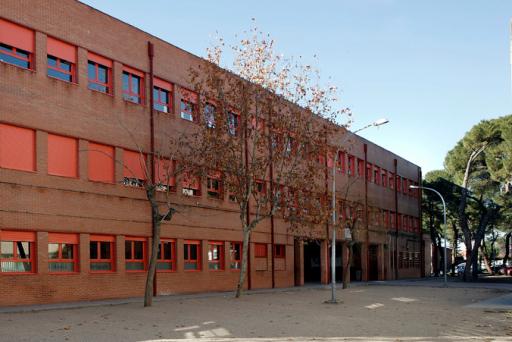 Colegio Alonso Berruguete