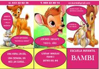Escuela Infantil Bambi