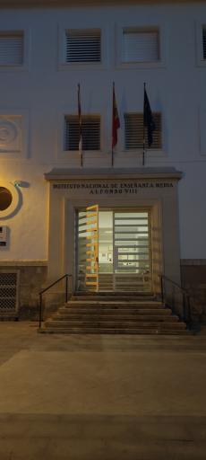 Instituto Alfonso Viii