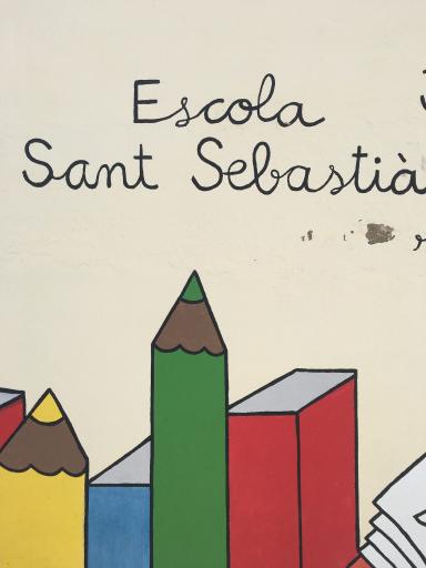 Colegio Sant Sebastià - Zer Atzavara