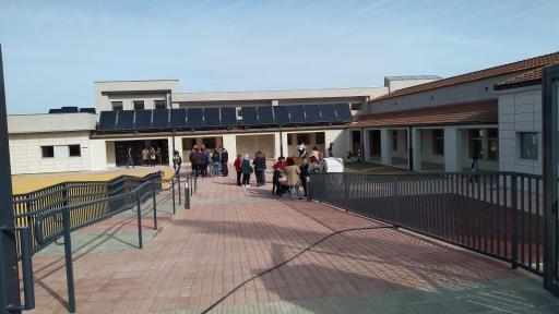 Colegio C.R.A. La Paz