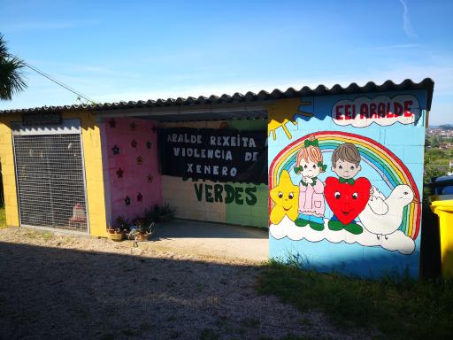 Escuela Infantil De Aralde Sobrán