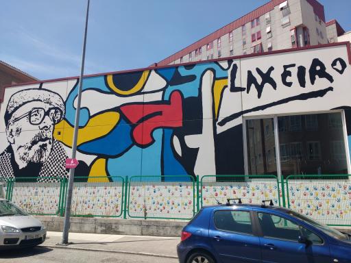 Colegio Pintor Laxeiro