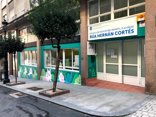 Escuela Infantil Rúa Hernán Cortés