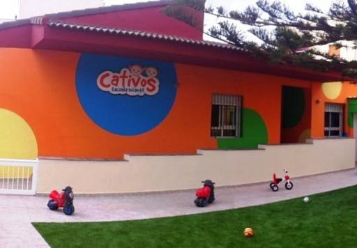 Escuela Infantil Cativos Mediterráneo