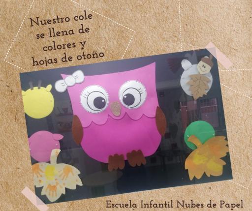 Escuela Infantil Nubes De Papel