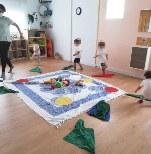 Escuela Infantil Villapeques