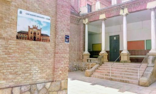 Colegio Andrés Baquero
