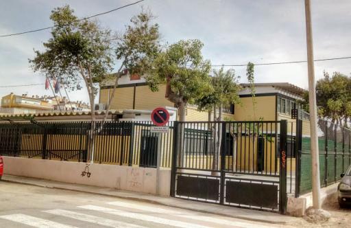 Colegio Pintor Pedro Flores