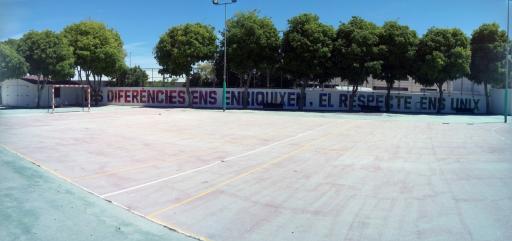 Colegio Garganes Foyeta