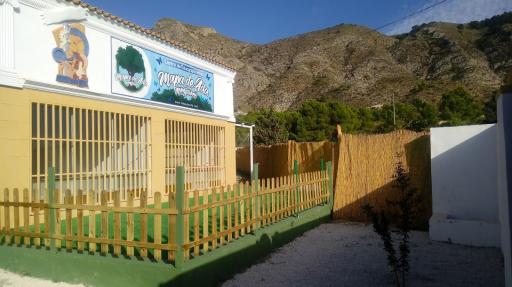 Escuela Infantil Mapa De Ada I Montessori