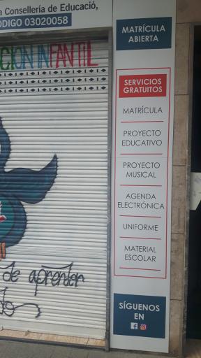 Escuela Infantil A-e-i-o-u
