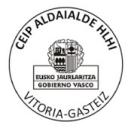 Centro Público Aldaialde de