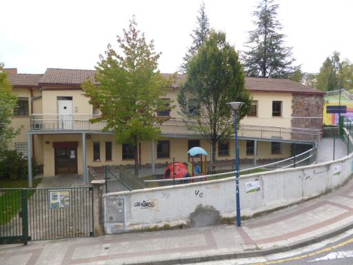 Escuela Infantil Errenteriako Haurreskola-uztargi