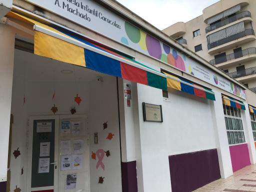 Escuela Infantil Caracola Antonio Machado