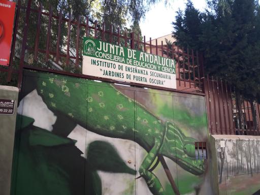 Instituto Jardines De Puerta Oscura
