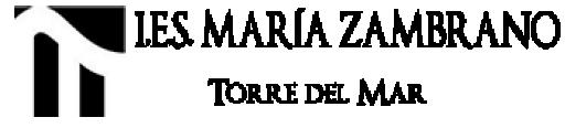 Instituto María Zambrano