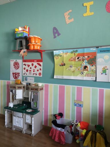 Escuela Infantil El Gatito Curioso